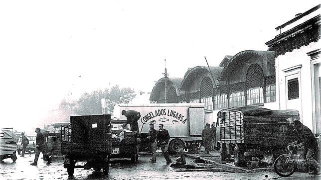 El Mercado, una localización privilegiada y unas paredes que respiran historia