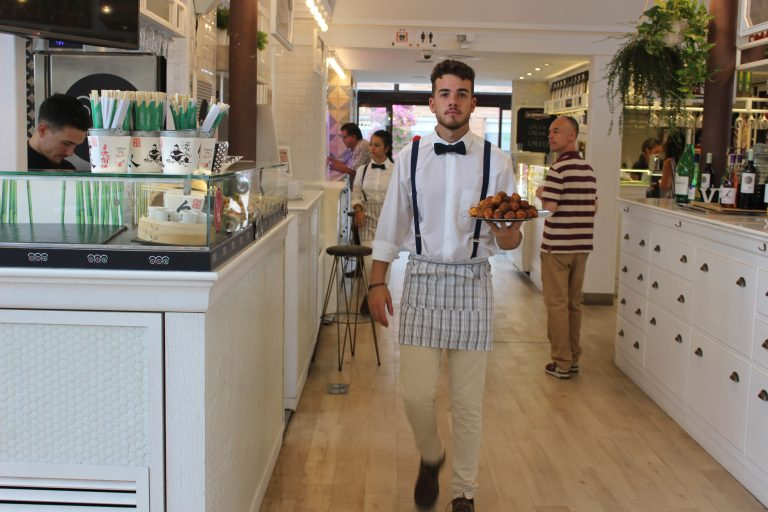 5 razones para celebrar tus comidas navideñas en el Mercado Lonja del Barranco